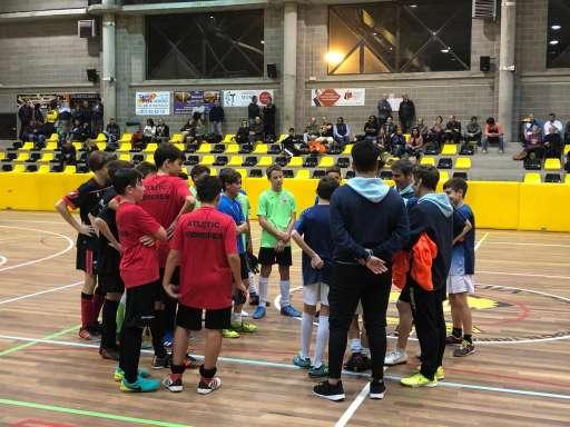 2a sessió entrenament Selecció Comarcal - Girona