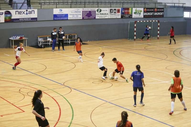 2a sessió entrenament Selecció Comarcal - Vallès Oriental