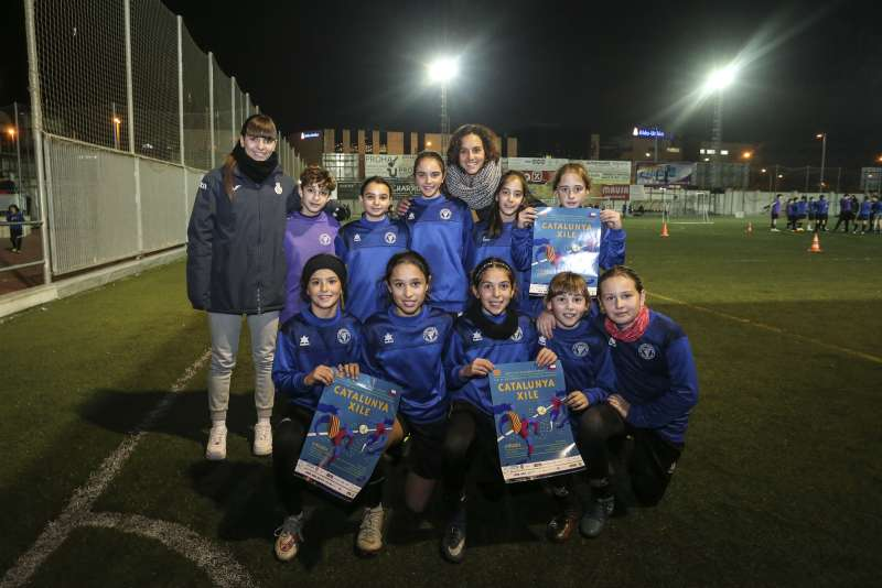 Equip femení del FC Levante Las Planas