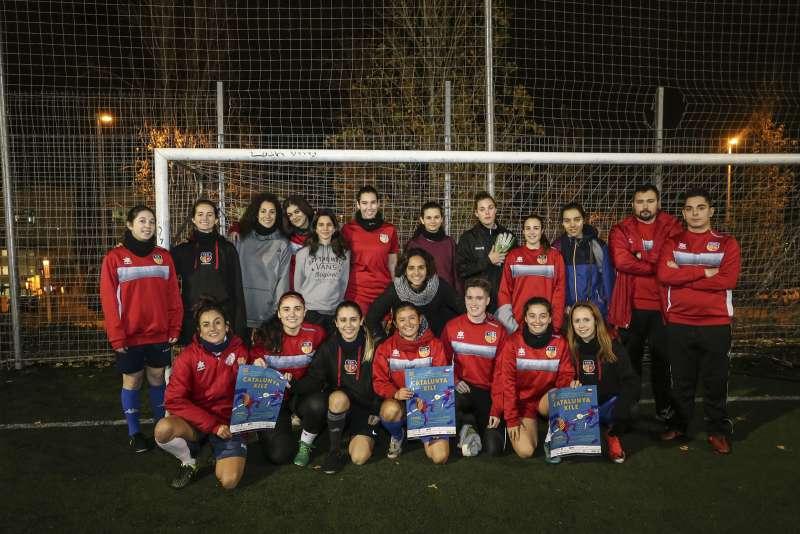 Equip femení del FC Martinenc