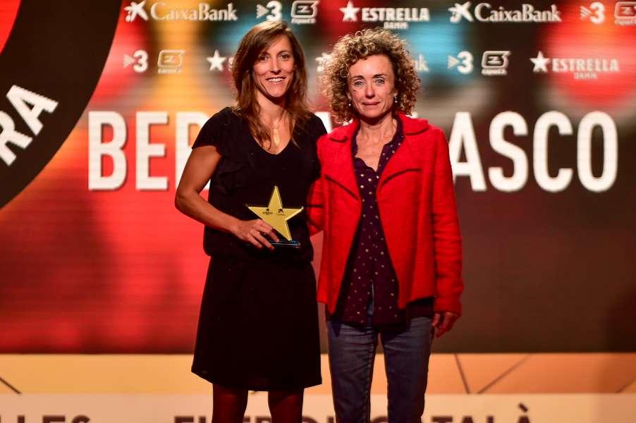 Berta Velasco, premiada com a Millor Jugadora de Futbol Sala a la 7a Gala de les Estrelles