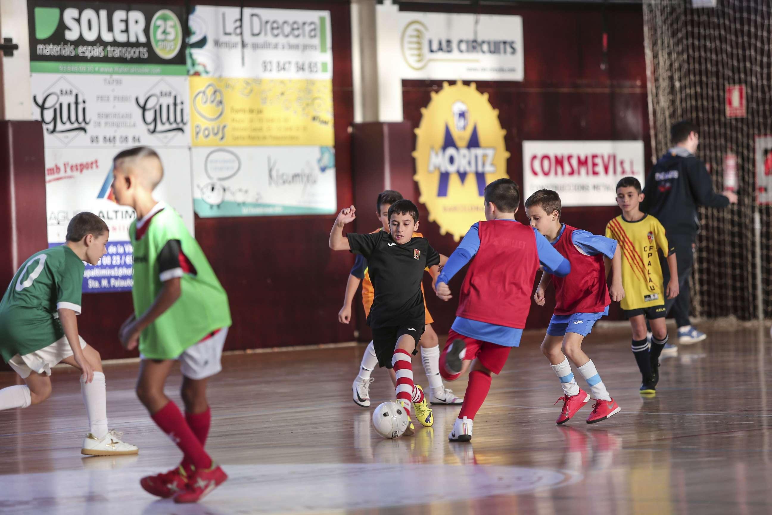 2a sessió entrenament Selecció Comarcal - Aleví Vallès Oriental