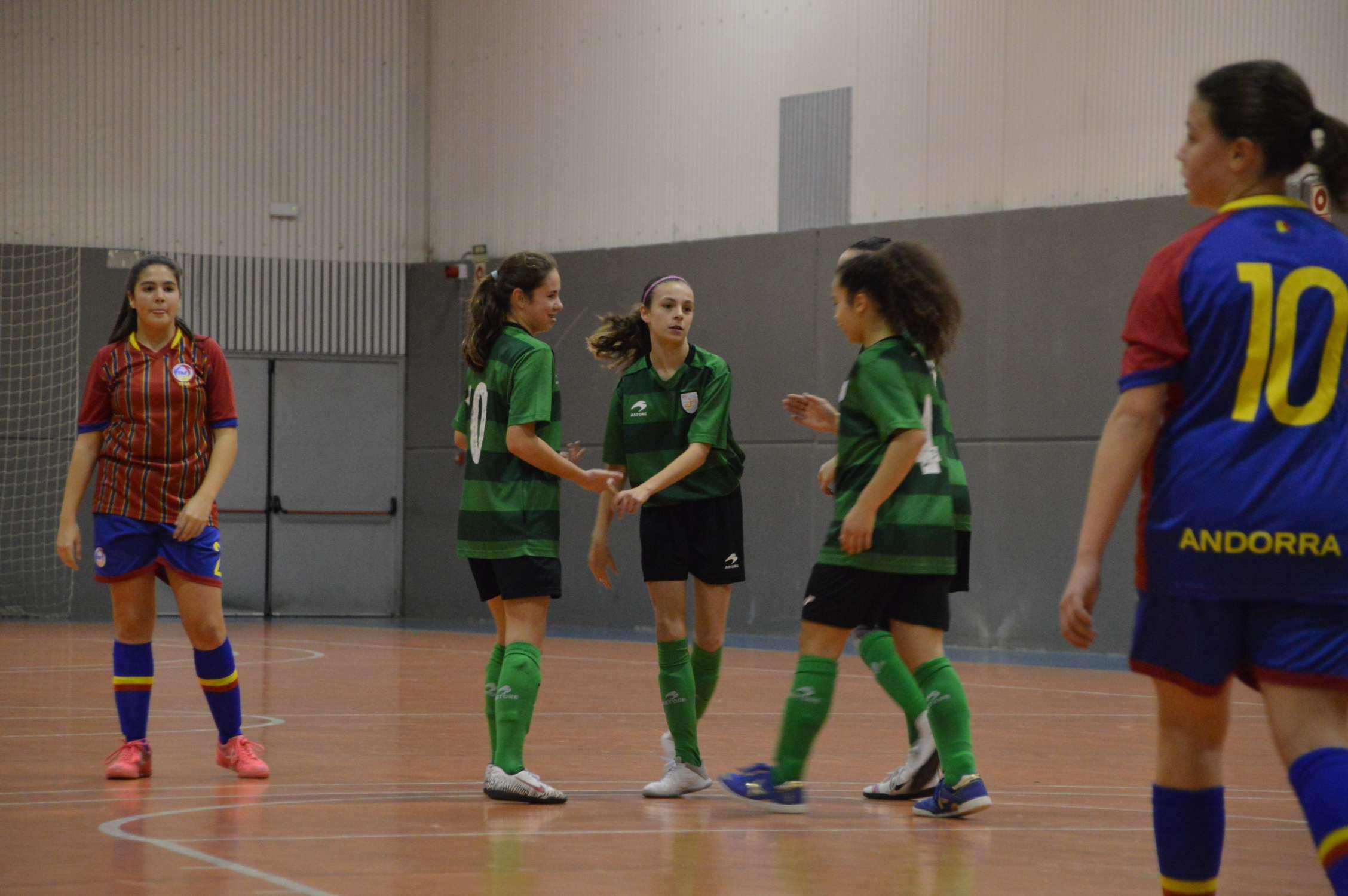 4a sessió entrenament Selecció Comarcal. Lleida - Andorra