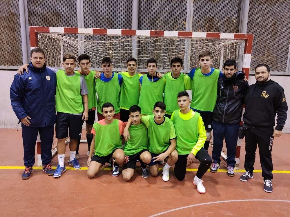 4a sessió entrenament Selecció Comarcal. Barcelonès Centre - Barcelonès Nord