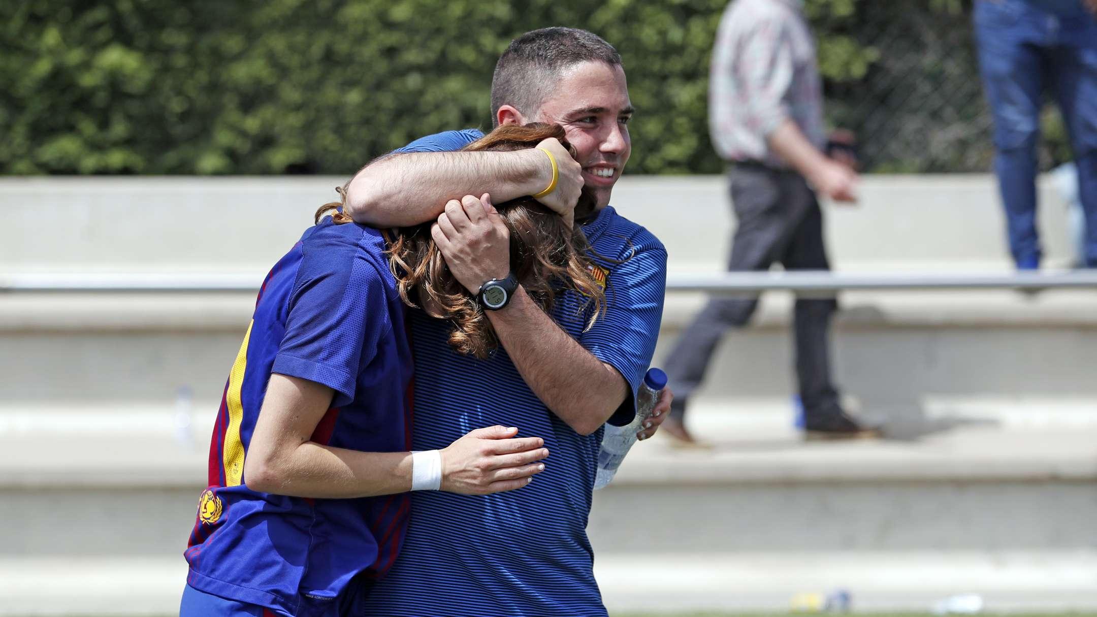 Jordi Ventura / FOTO: FC Barcelona