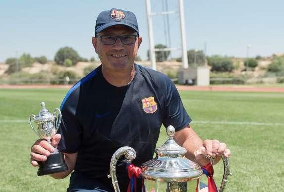 Xavi Llorens / FOTO: FC Barcelona