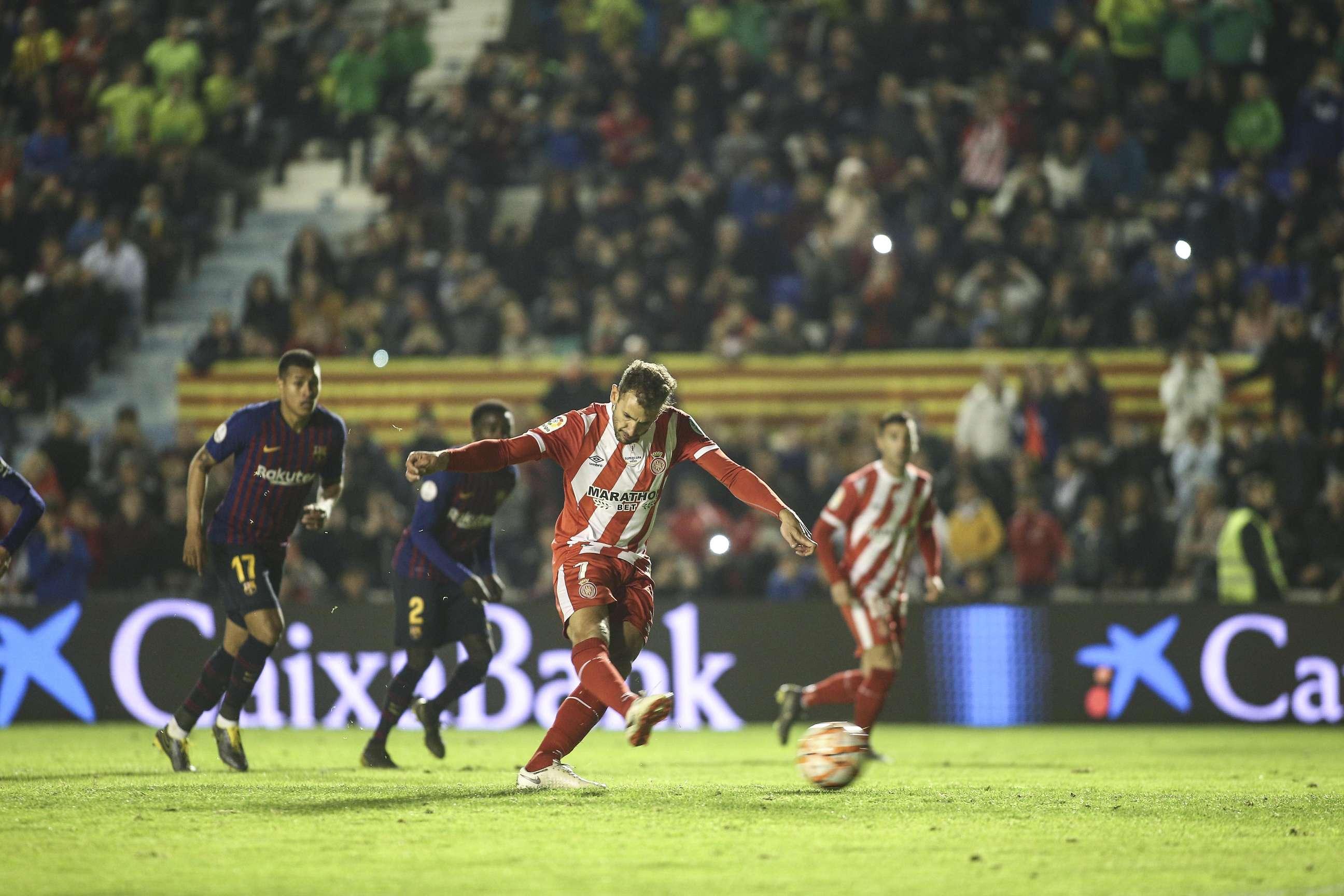 El Girona FC rebrà a Monttilivi el Villarreal CF