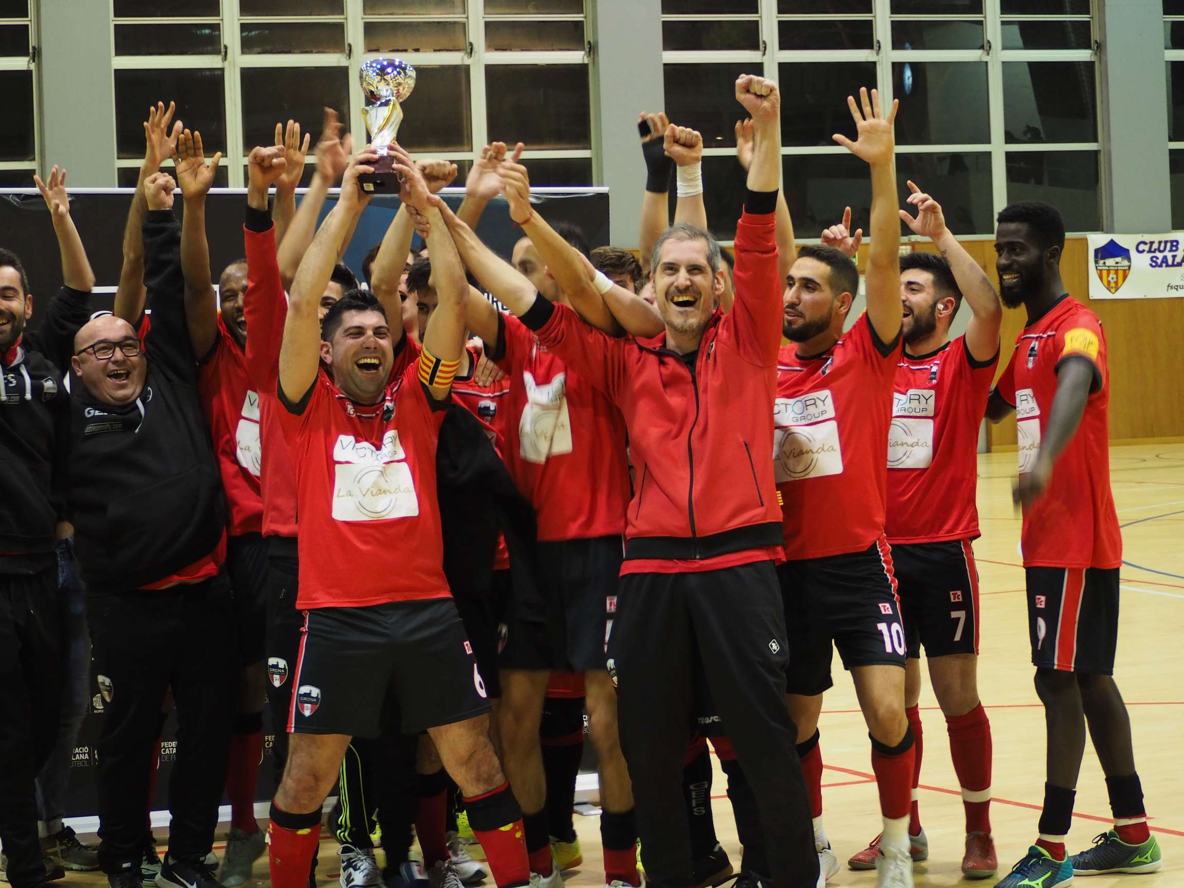 Campió Sènior Copa Girona - Girona EFS