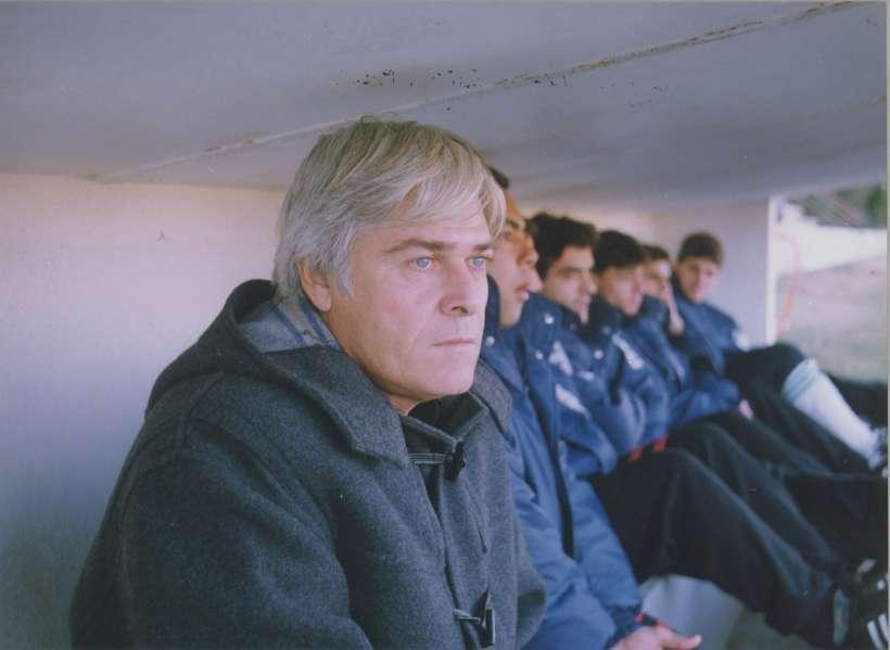José Luis Guerra, un clàssic de les banquetes tarragonines, l'any 2001. FOTO: Diari de Tarragona