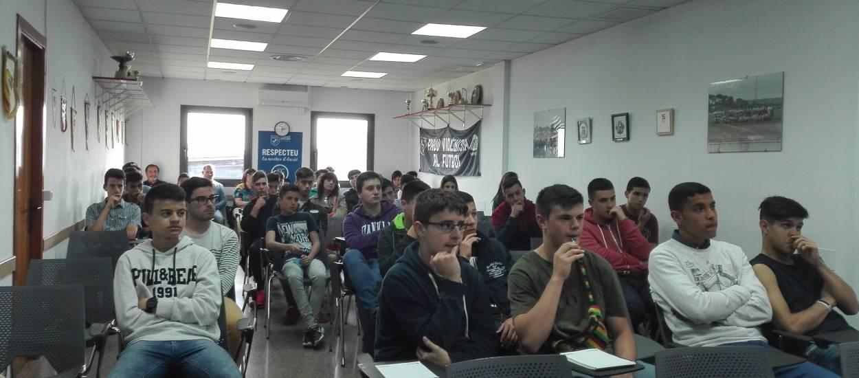 Presentat el Curs de Nous Àrbitres de Girona