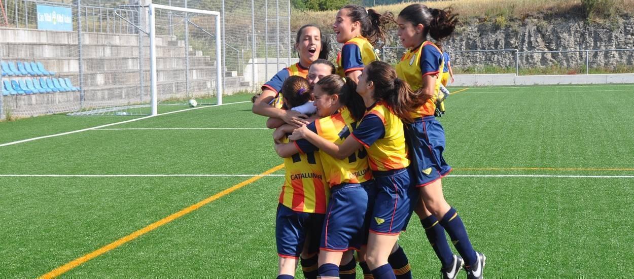 En directe, el Catalunya-Euskadi sub 16 femení