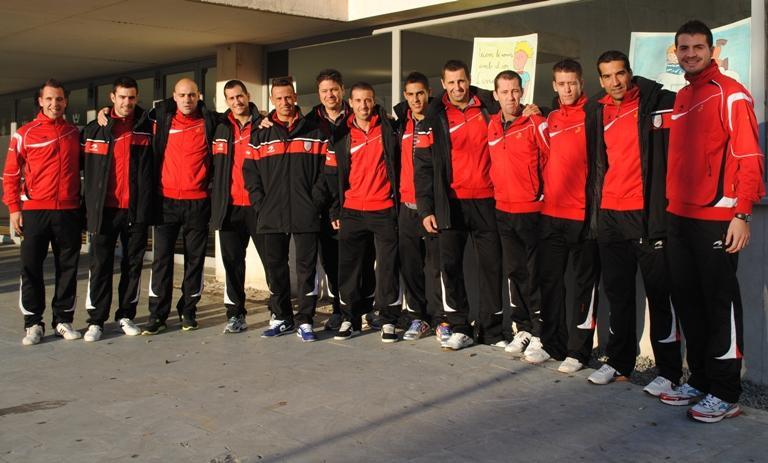 La selecció catalana a terres romaneses
