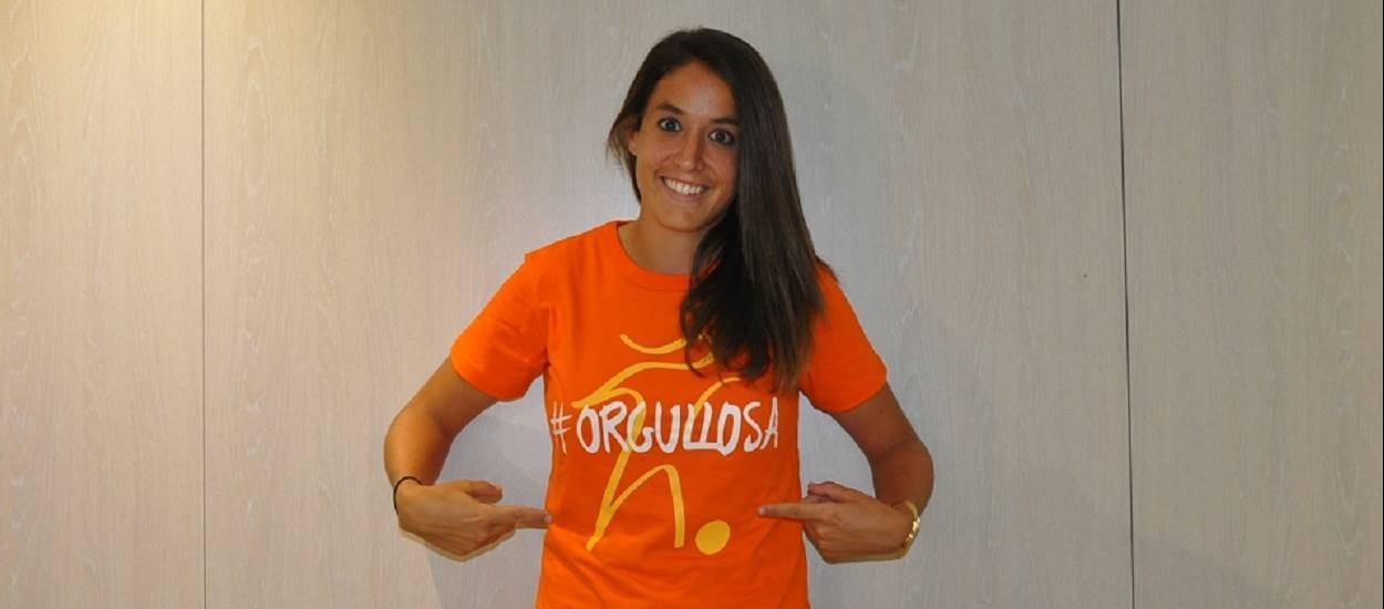"""Olga García: """"El futur del futbol femení és prometedor"""""""