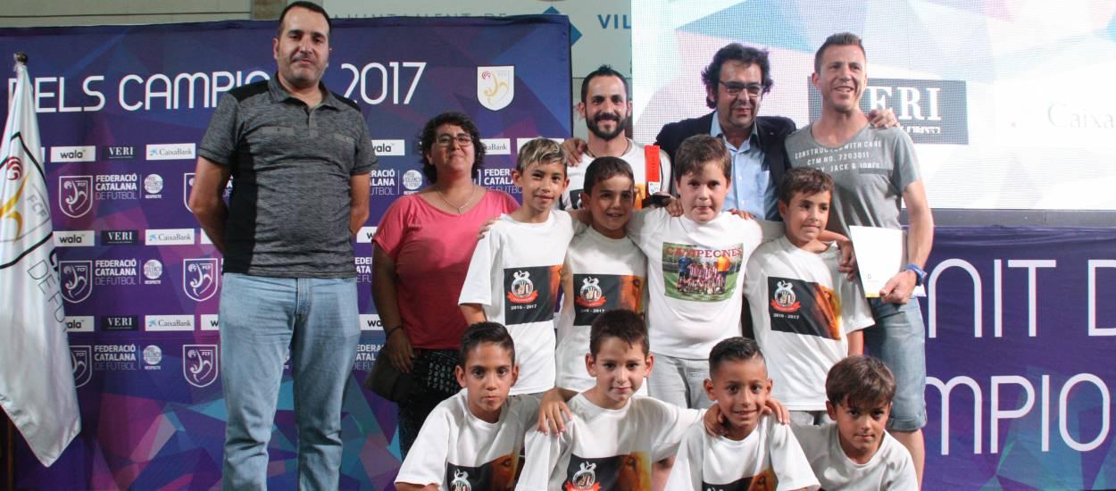 Nit dels Campions al Vallès Occidental 2017