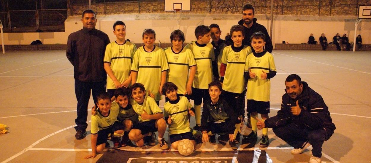 El Badalona Futsal Iris, la resistència del futbol sala en una ciutat de bàsquet