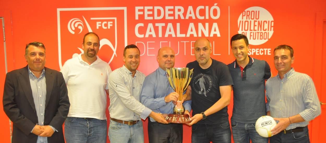 La final a 4 de futbol sala es disputarà a Manresa