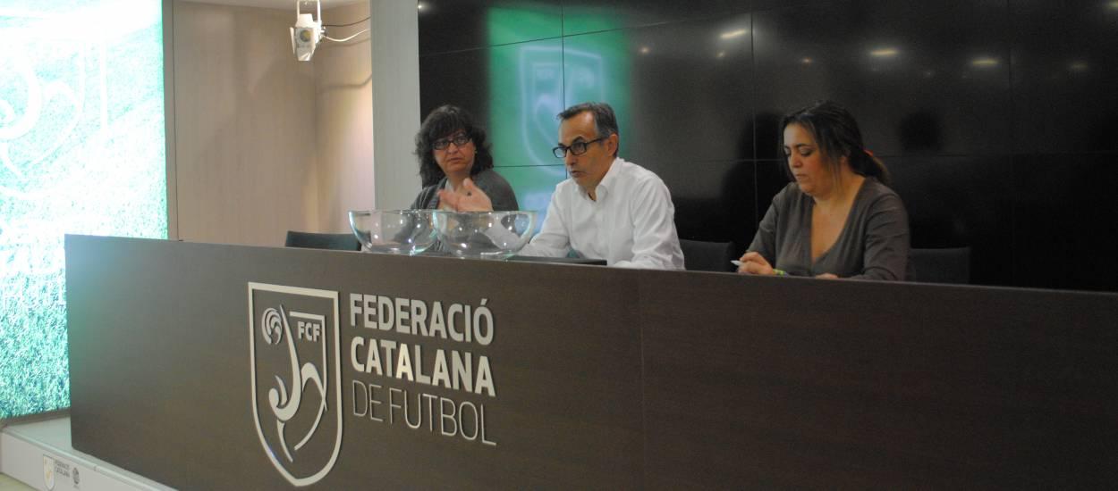 Sorteig del Campionat de Catalunya Cadet