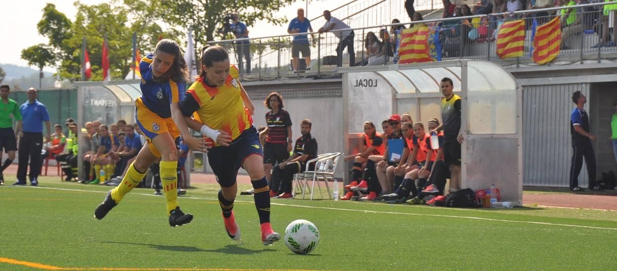 Catalunya doblega a València en un duel apassionant