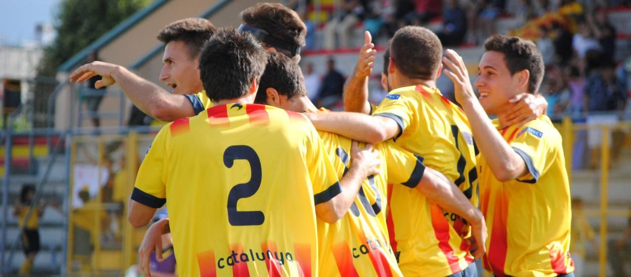 El Catalunya-Marroc, en directe per Esport3