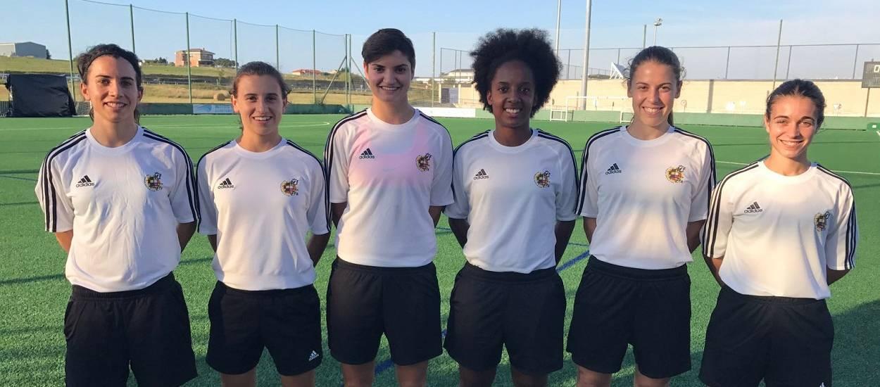 Les àrbitres femenines de Primera Divisió es reuneixen a Santander