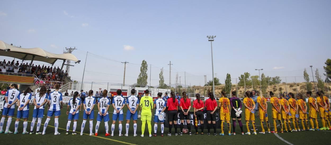 Calendari de la Primera Divisió Femenina