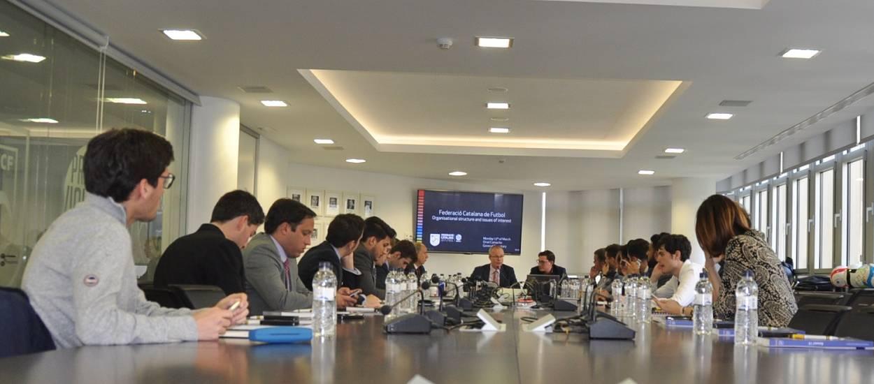 Celebrada la darrera reunió de la Comissió Ètica Esportiva i Lluita contra la Violència