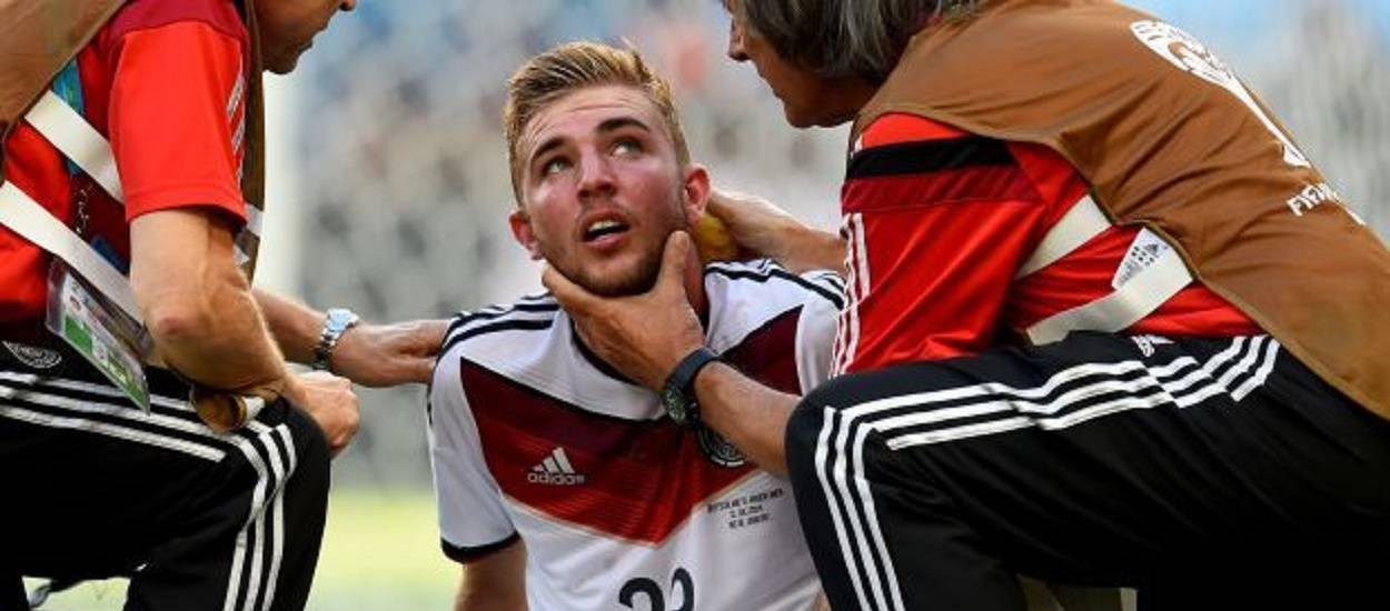 El traumatisme cranial, un accident esportiu molt greu