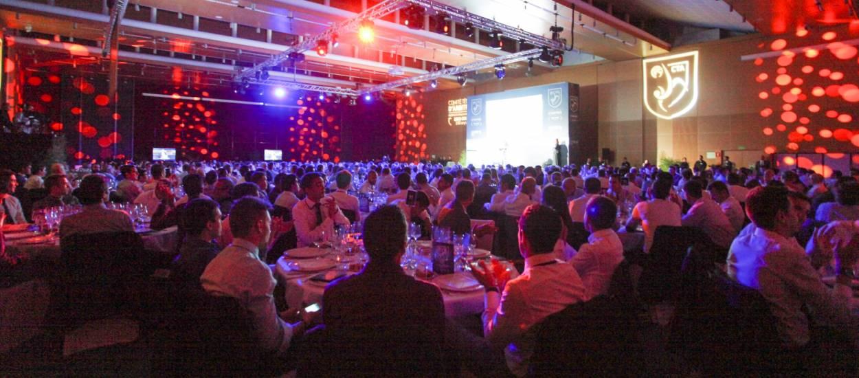 Més de 600 àrbitres al sopar del centenari del CTA