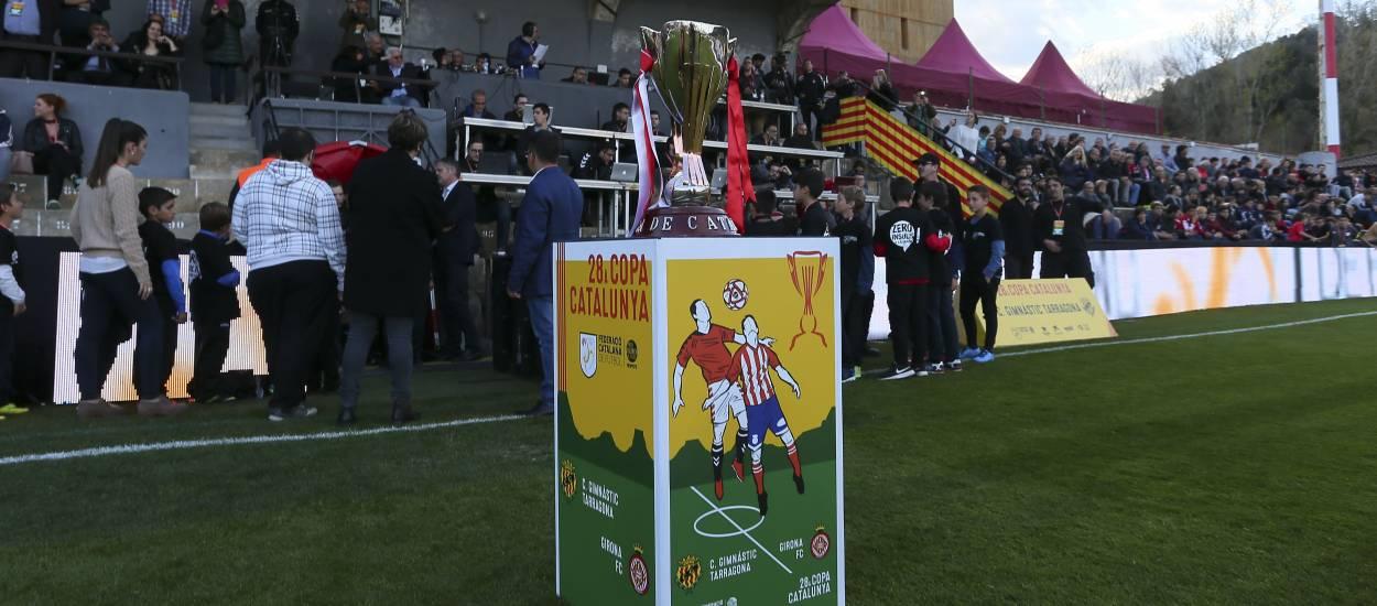 Els mitjans de comunicació valoren la 28a Final de la Copa Catalunya