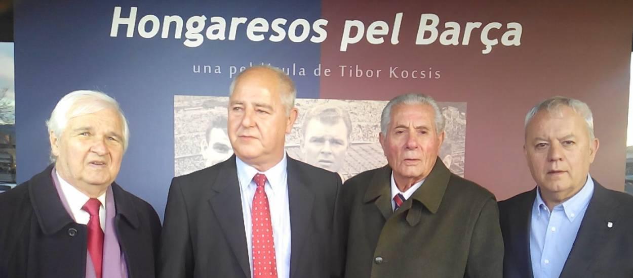 Els hongaresos del Barça