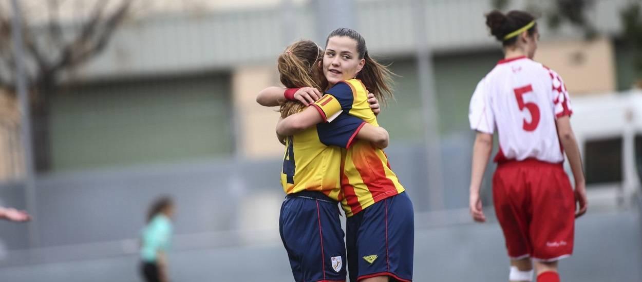 Seis catalanas convocadas con la Selecció Sub 17 Femenina española