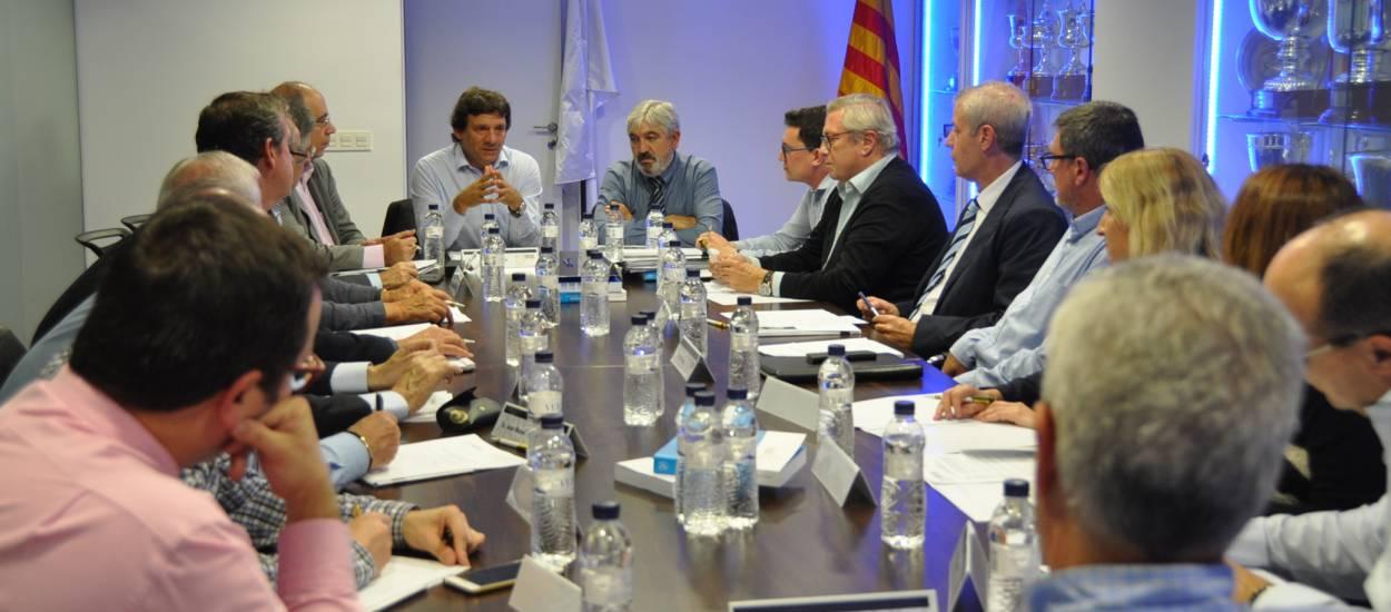 Constituïda la nova Comissió d'Ètica Esportiva i de Lluita contra la Violència