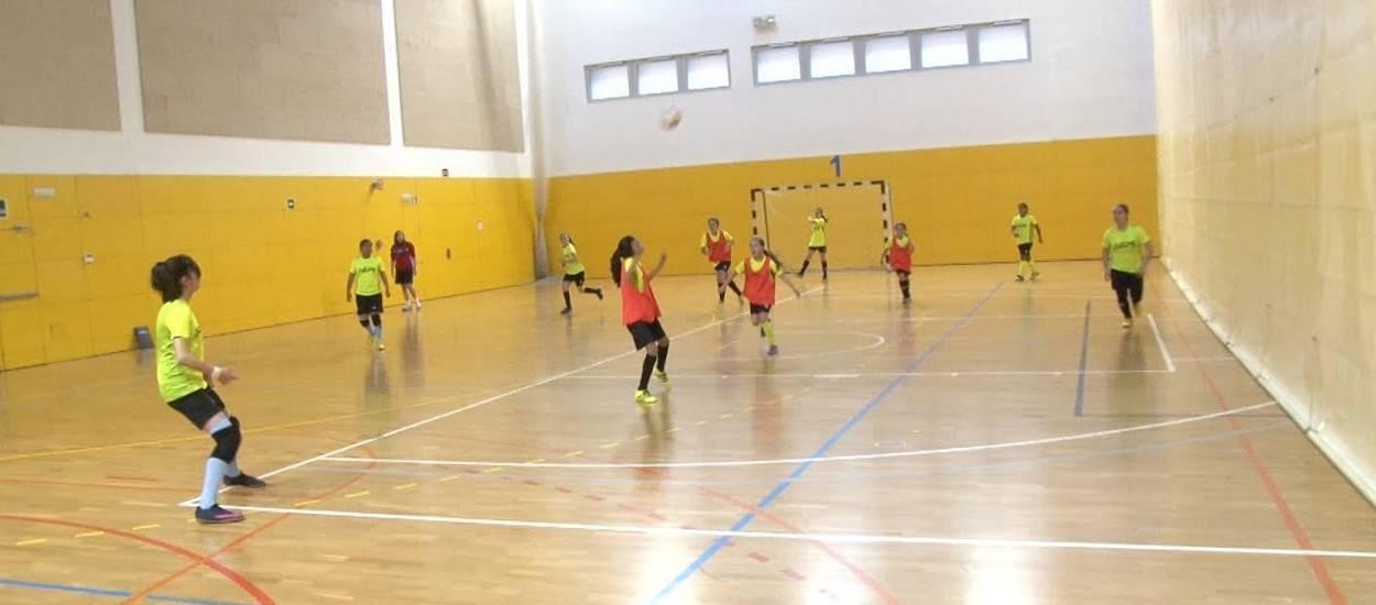 L'AE Penya Esplugues, a l'elit del futbol sala femení