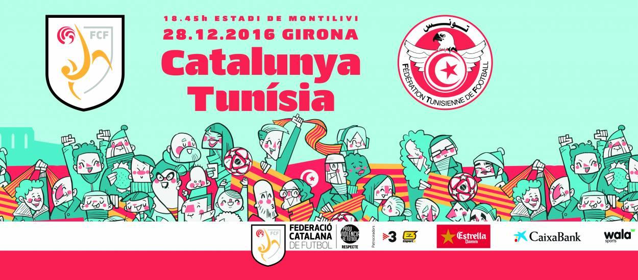 La revista del Catalunya - Tunísia