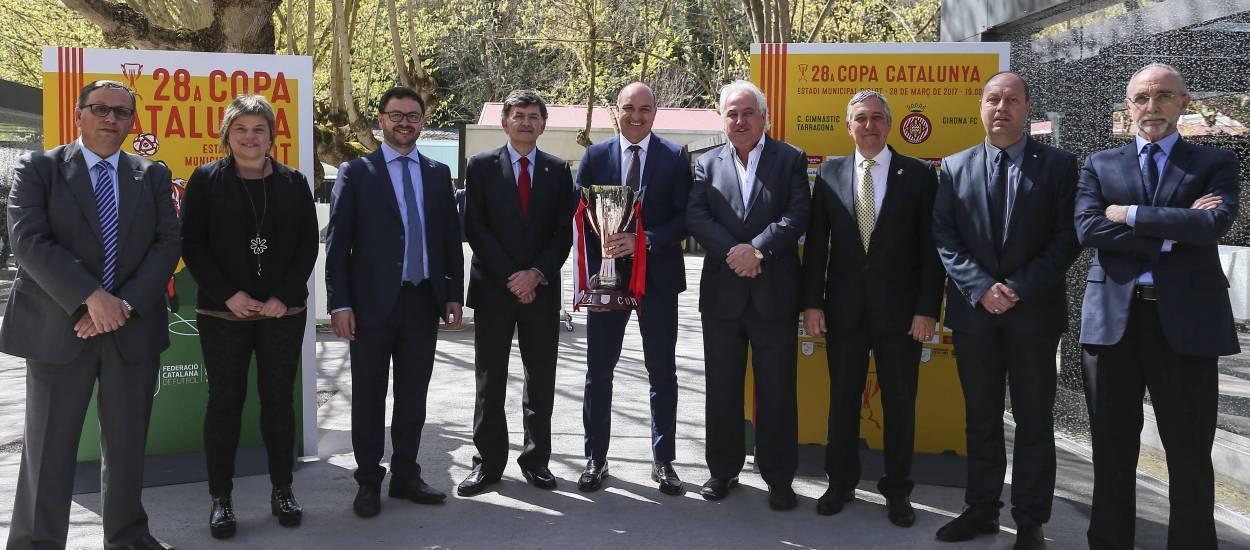 Dinar oficial de la 28a Copa Catalunya Absoluta
