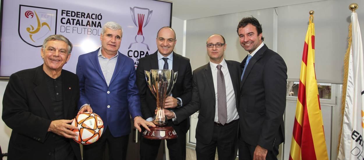 La final de la Copa Catalunya es jugarà el 30 de març