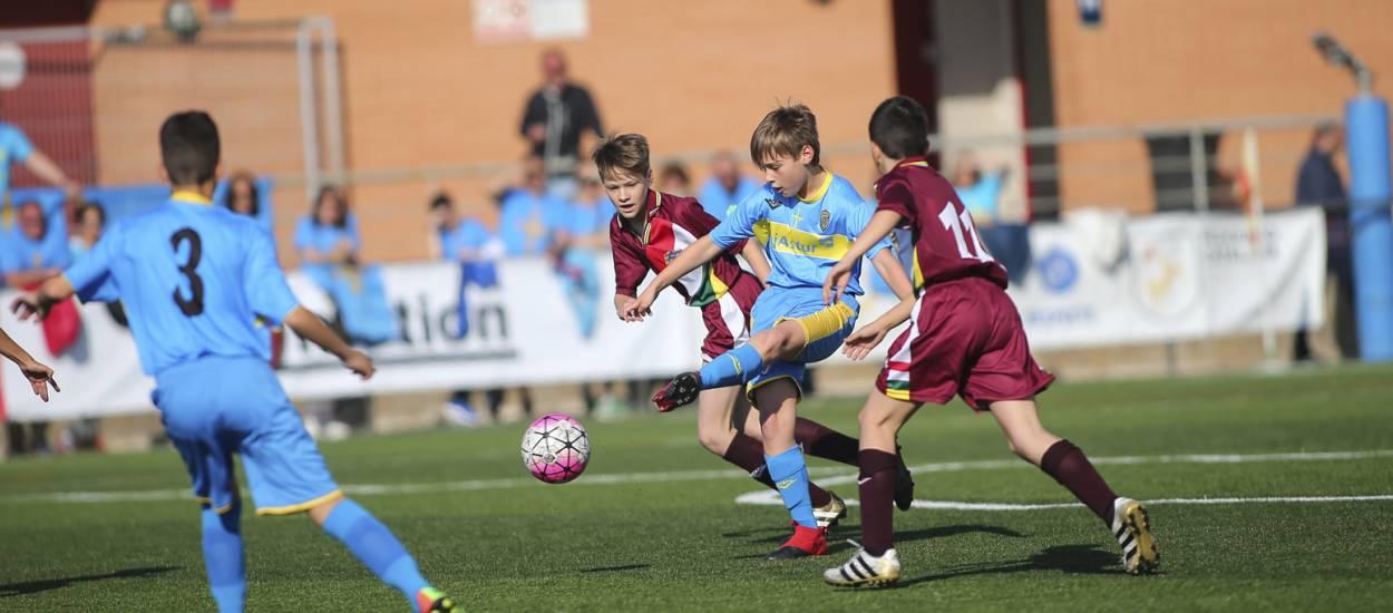 Victoria ajustada de la Selección de Asturias frente a La Rioja