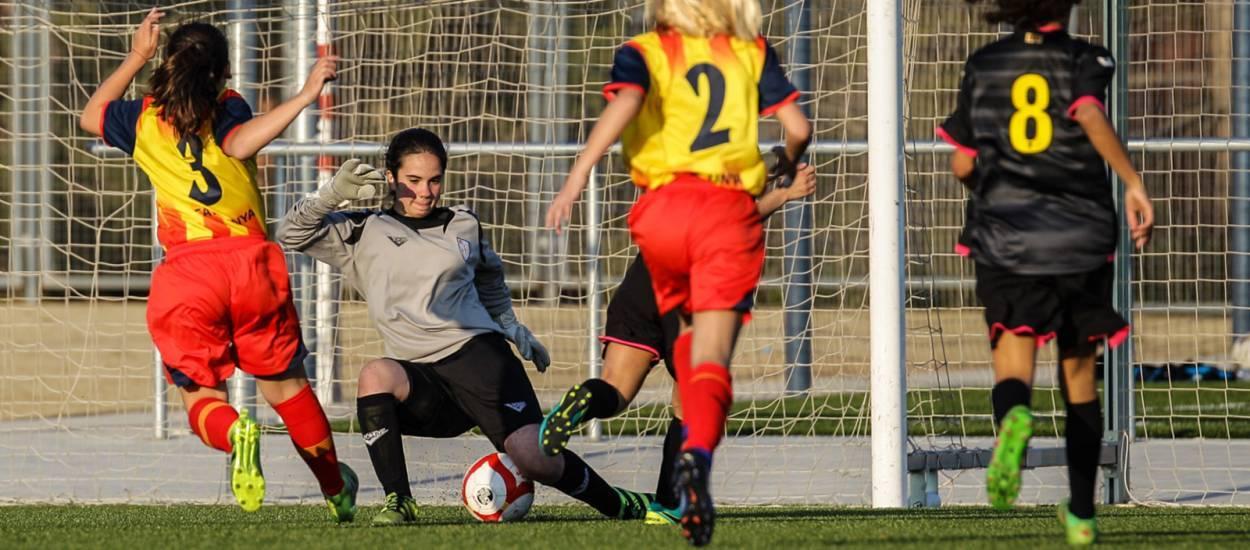 La Selecció sub 12 femenina se desplaza a Madrid para disputar la Fase Única del Campeonato Estatal