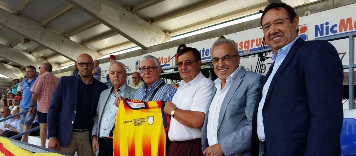 L'FCF, present en la celebració del centenari del FC Borges Blanques