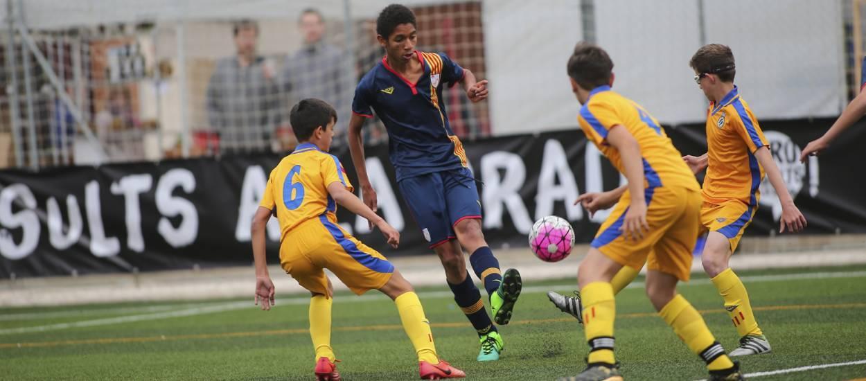 Catalunya cae eliminada en los cuartos de final ante Valencia