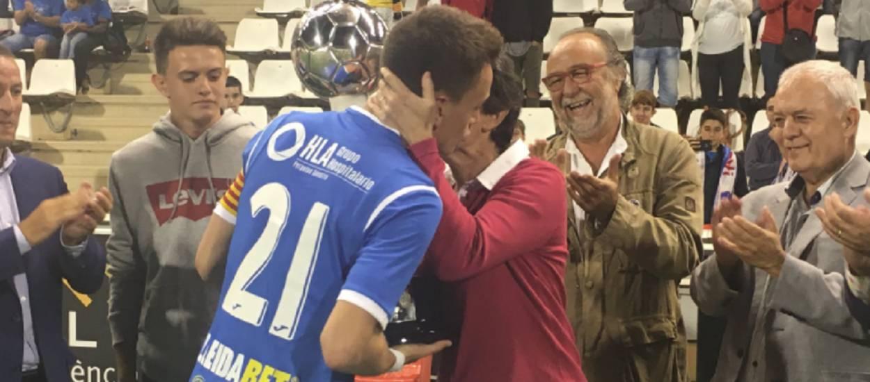 El Lleida Esportiu, campió del primer Trofeu Emili Vicente