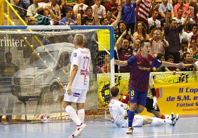 El FC Barcelona guanya la Copa del Rei
