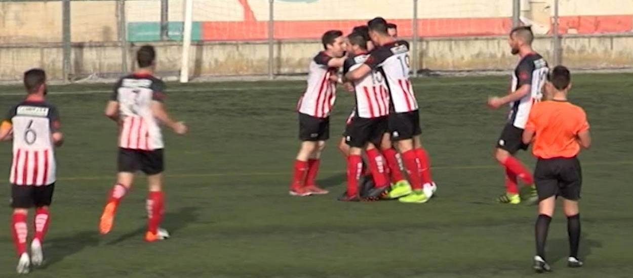 Resum i gols de la jornada 29 de Primera Catalana (grup 1 i 2)