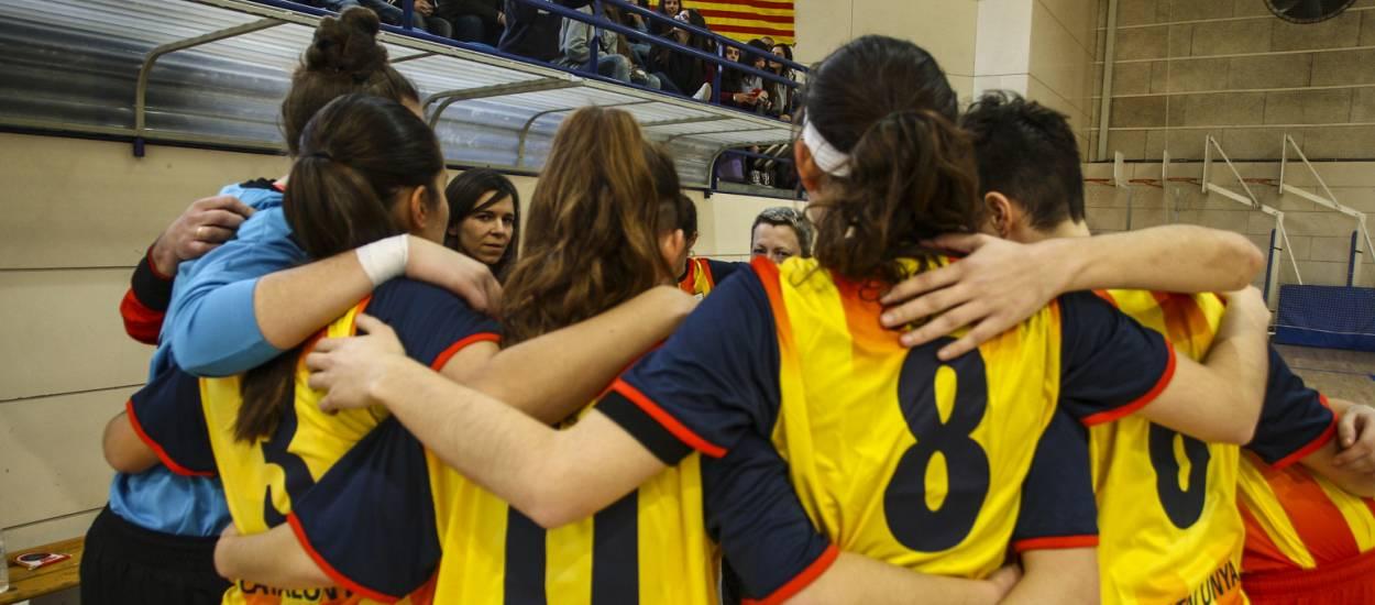 La LCFS aposta pel Futbol Sala Femení