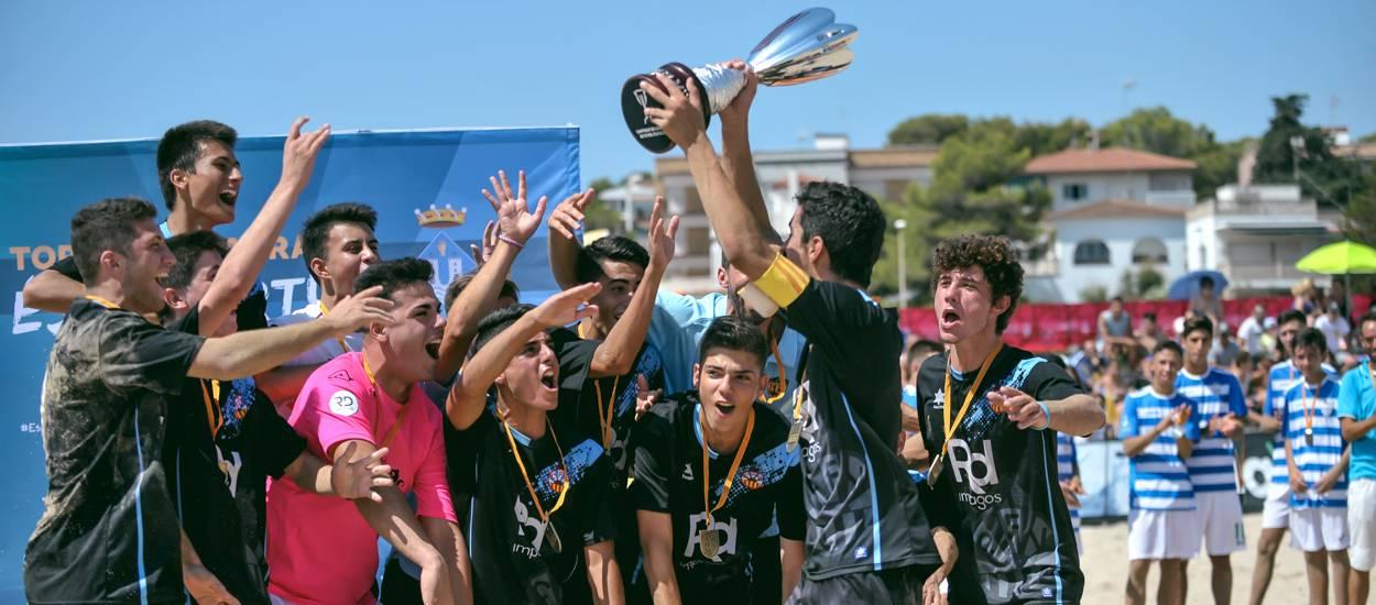 El Vilanova Esports revalida el títol de campions de Catalunya