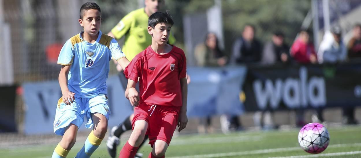 Solvente victoria de la Selección de Navarra frente a la melillense
