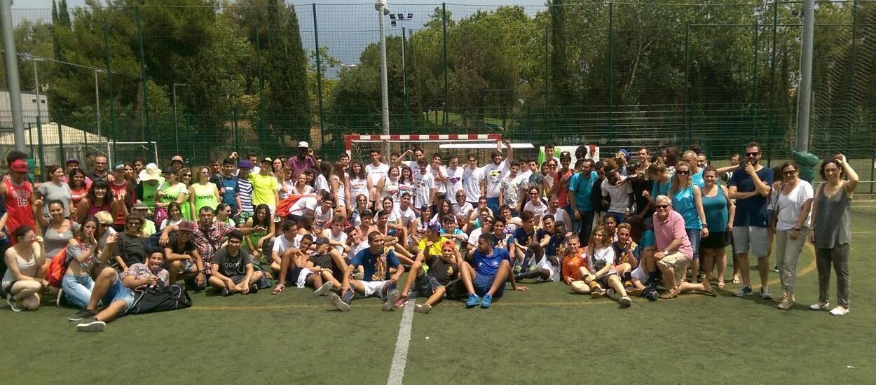 La Fundació al I Campionat de Futbol Sala de Centres de Noves Oportunitats