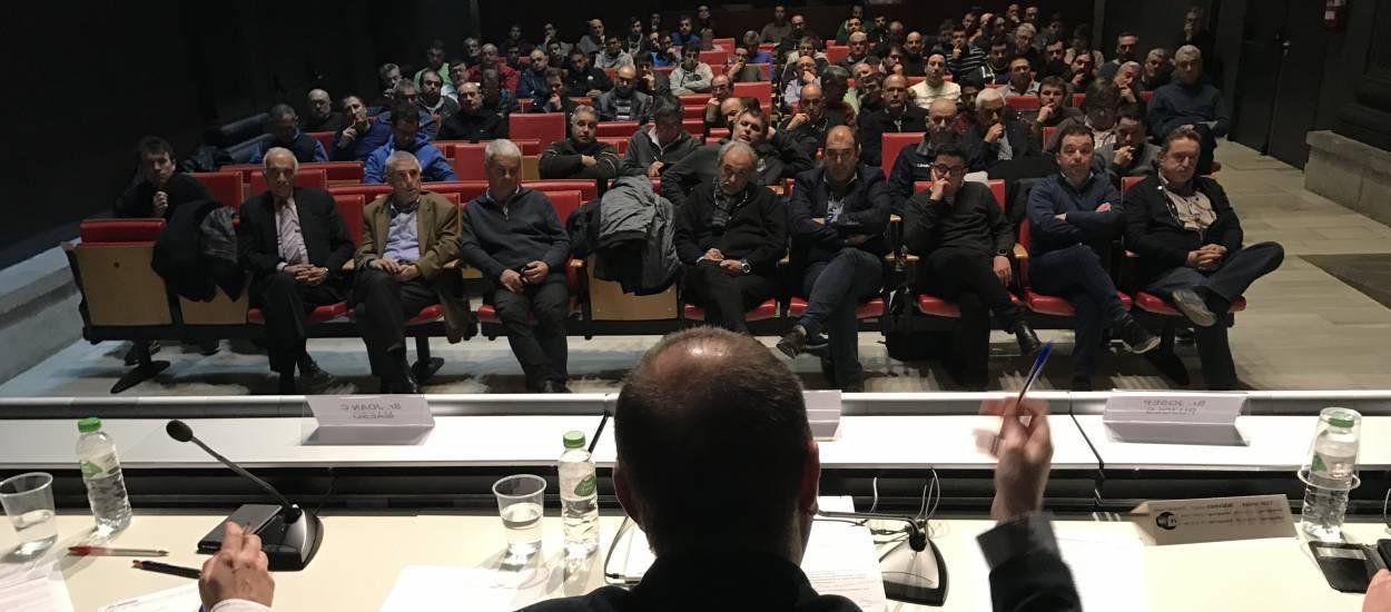 La delegació de Girona celebra la primera reunió amb els seus clubs