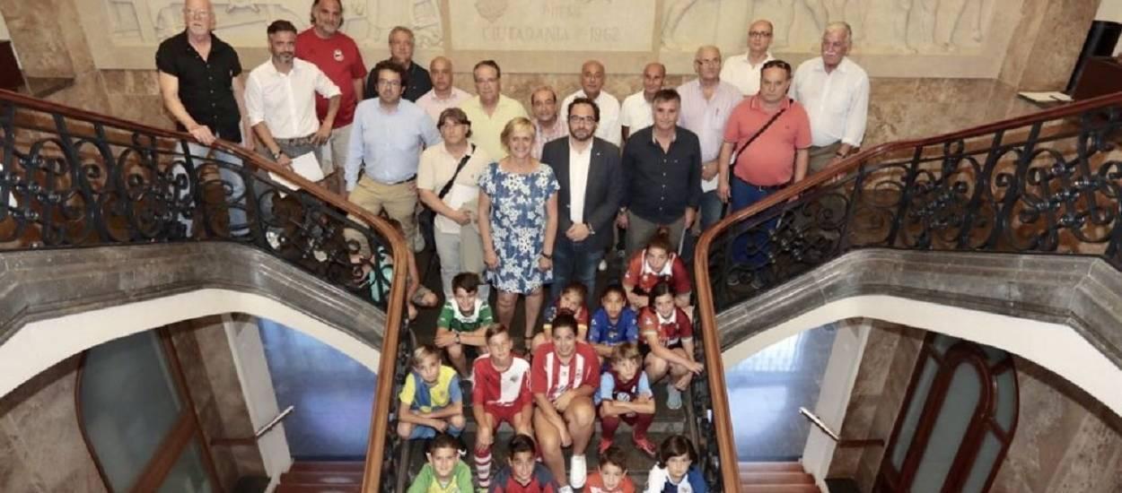 El futbol sabadellenc signa un compromís ètic