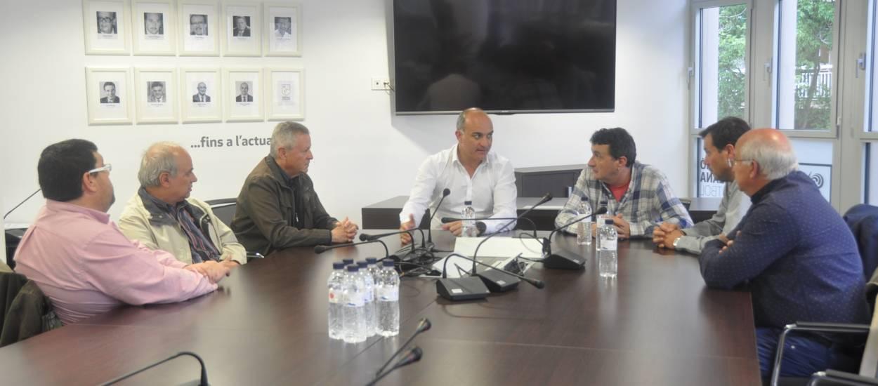 El CF Torelló presenta les activitats del seu centenari